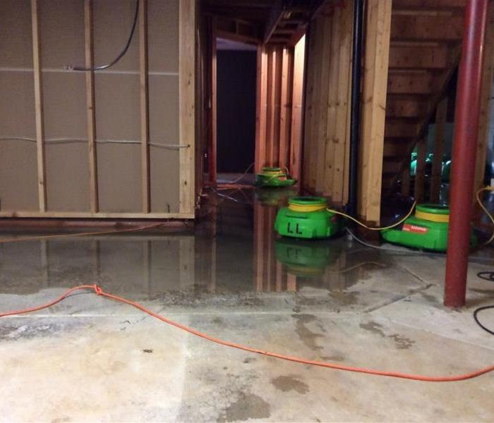 Houston Water Damage Cleanup