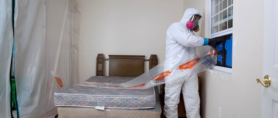 The Woodlands, TX biohazard cleaning