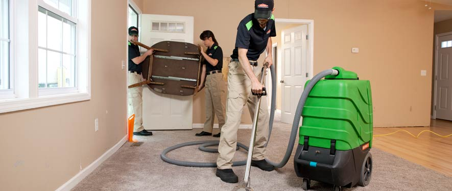 The Woodlands, TX residential restoration cleaning